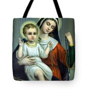 Christianity - Holy Family Tote Bag
