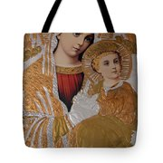 Christianity - Mary And Jesus Tote Bag
