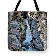 Christine Falls - Upper Part - Mount Rainier National Park 3 Tote Bag