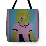 Christine Not To Be Forgotten Tote Bag