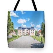 Christinehofs Slott Entrance Tote Bag