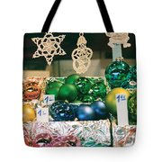 Christkindlmarkt Vienna Ornaments Tote Bag
