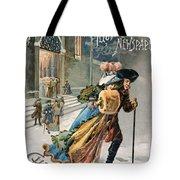 Christmas, 1890 Tote Bag