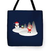 Christmas #6 Tote Bag