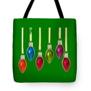 Christmas Baubles Tee Tote Bag