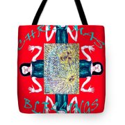 Christmas Blessings 3 Tote Bag