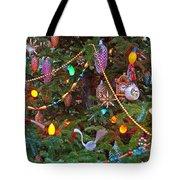 Christmas Bling #2 Tote Bag