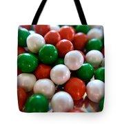 Christmas Candy Tote Bag