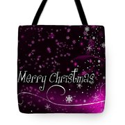 Christmas Card 2 Tote Bag