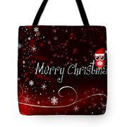 Christmas Card 3 Tote Bag