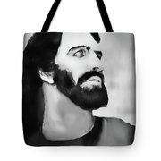 Christmas Card - Jesus Tote Bag