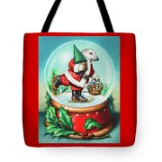Christmas Cheer Tote Bag