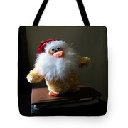 Christmas Chicken Tote Bag