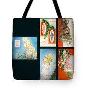 Christmas College 2 Tote Bag