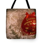 Christmas Decor Tote Bag