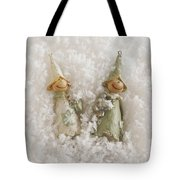Christmas Elves Tote Bag