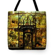 Christmas Emporium Tote Bag