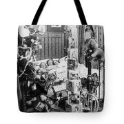 Christmas Eve, C1898 Tote Bag by Granger