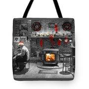 Christmas Eve Magic Tote Bag