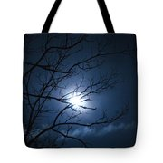 Christmas Eve Night Tote Bag
