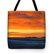 Christmas Eve Panrama 2 Tote Bag