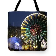 Christmas Fair Scotland Tote Bag
