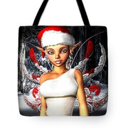Christmas Fairy Tote Bag