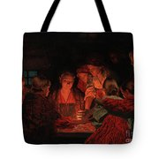 Christmas Fortune-telling. Tote Bag