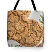 Christmas Gingerbread Cookies Tote Bag