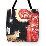 Christmas Icon 2 Tote Bag