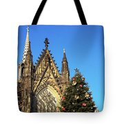 Christmas In Cologne Tote Bag