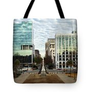 Christmas In Columbia Sc Tote Bag