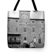 Christmas In Cortona Tote Bag