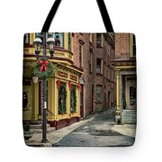 Christmas In Jim Thorpe Tote Bag