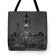 Christmas In Lowell 372 Tote Bag