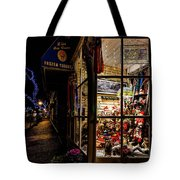 Christmas In Northport Tote Bag