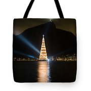 Christmas In Rio Tote Bag