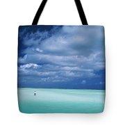 Christmas Island, Bone Fi Tote Bag