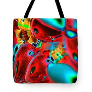 Christmas Lights Festival Tote Bag