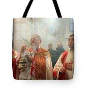 Christmas Mass 2010 Tote Bag