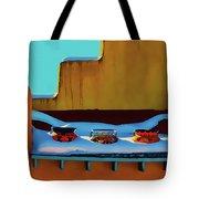 Christmas Morning Taos Tote Bag