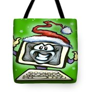 Christmas Office Party Tote Bag