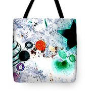 Christmas Ornaments Tote Bag by Dana Patterson