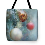 Christmas - Ornaments Tote Bag