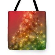 Christmas Radiance Tote Bag