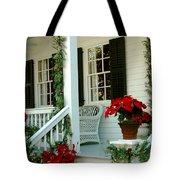 Christmas Spirit In Key West Tote Bag