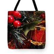 Christmas Time Is Here Tote Bag