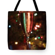 Christmas Toast Tote Bag