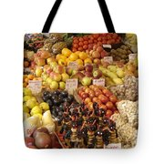 Christmas Treasures Tote Bag