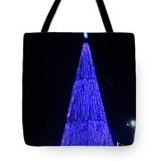 Christmas Tree San Salvador 2 Tote Bag